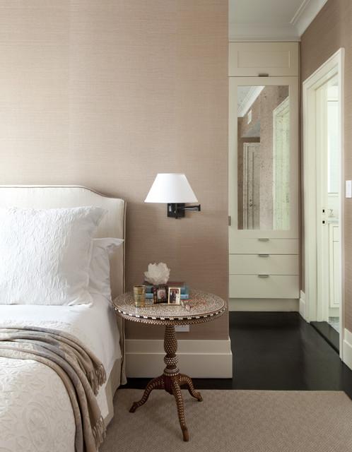 Upper West Side Pre-War contemporary-bedroom