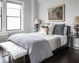 Dormitorios Blancos Y Grises Ideas Y Fotos Houzz
