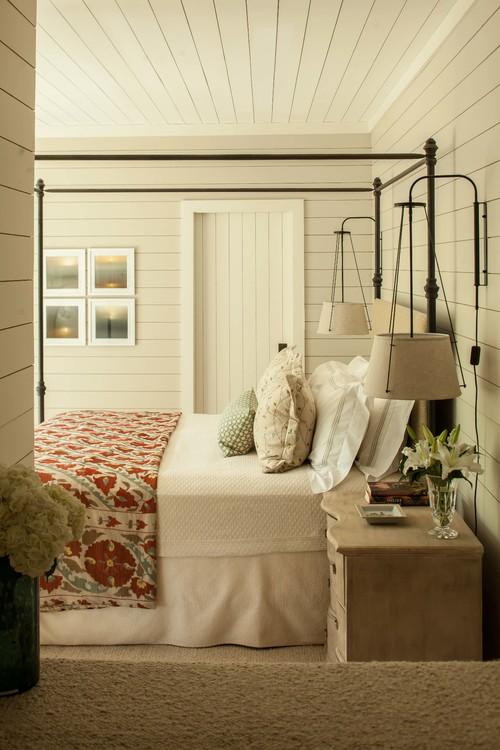 спальня в таунхаусе отделка