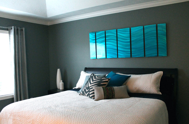 Urban Bedroom modern bedroom. Urban Bedroom   Modern   Bedroom   Other   by S Squared Design  LLC