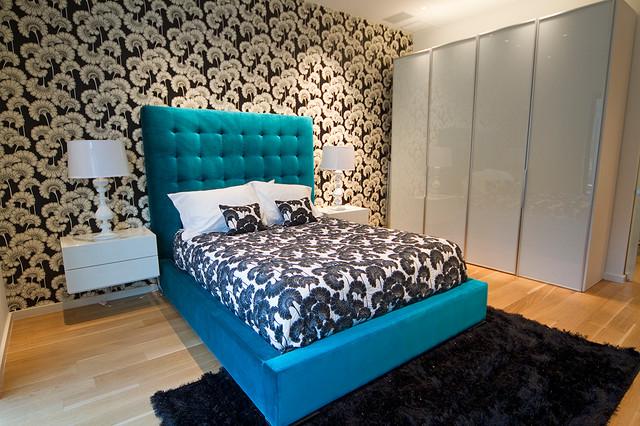 Urban Canvas contemporary-bedroom