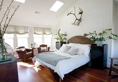 Urban Cottage eclectic-bedroom