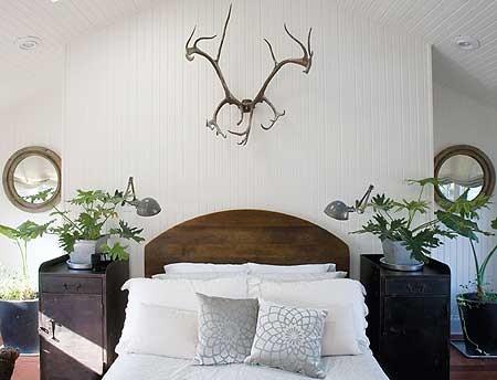Urban Cottage eclectic-bedroom