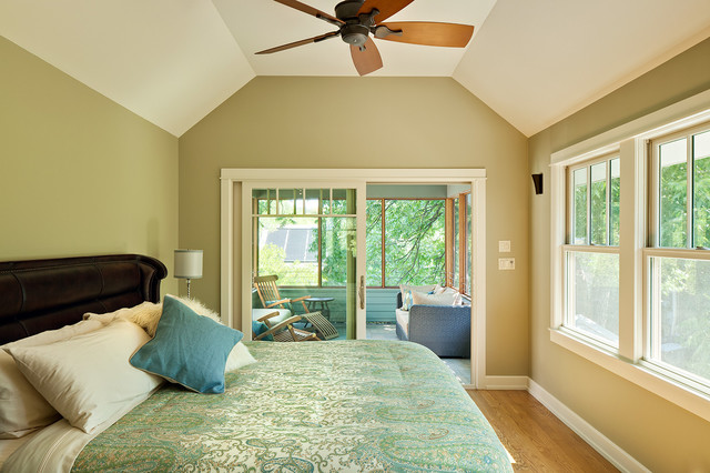 Urban Infill Traditional Bedroom Austin By Cg Amp S