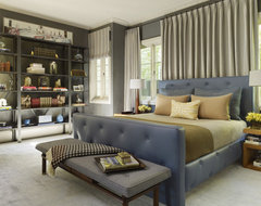 Urban Living - Pacific Heights contemporary bedroom