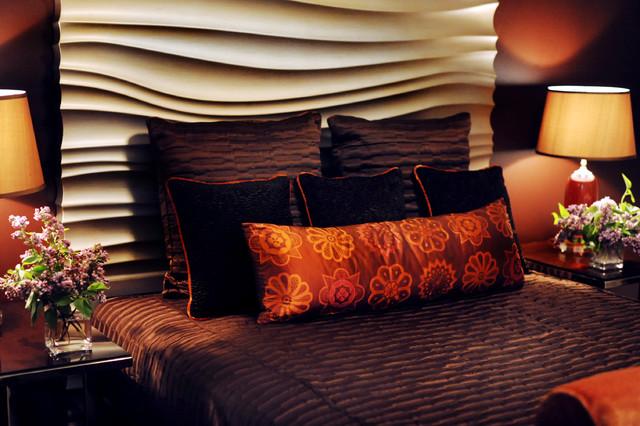 Urban Loft Residence :: Fort Worth, TX contemporary-bedroom