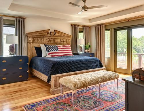 Patriotic Room Designs And Decor Queen Bee Of Honey Dos