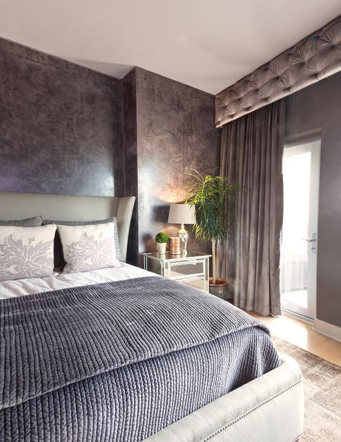 Urban Oasis - Contemporary - Bedroom - Austin