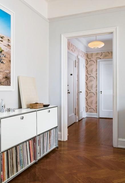 Usm haller furniture contemporary bedroom tampa by for Soft modern interior design