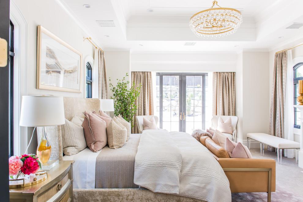 Utah Valley Parade Of Homes 2018 Transitional Bedroom Salt Lake City By Gatehouse No 1 Furniture Interior Design