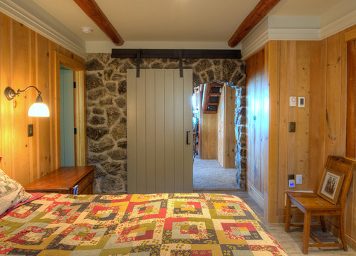 Utsalady Bay Log Cabin Addition.