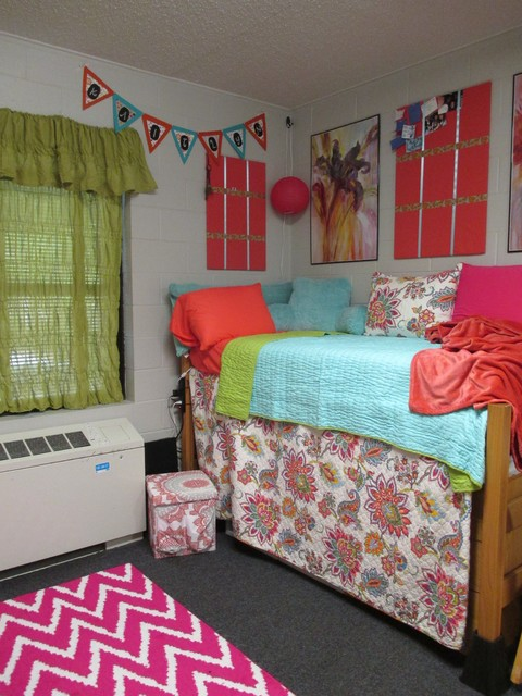 Decorating Ideas > UWF Dorm Room  Eclectic  Bedroom  Other  By Wanderings ~ 005315_Eclectic Dorm Room Ideas