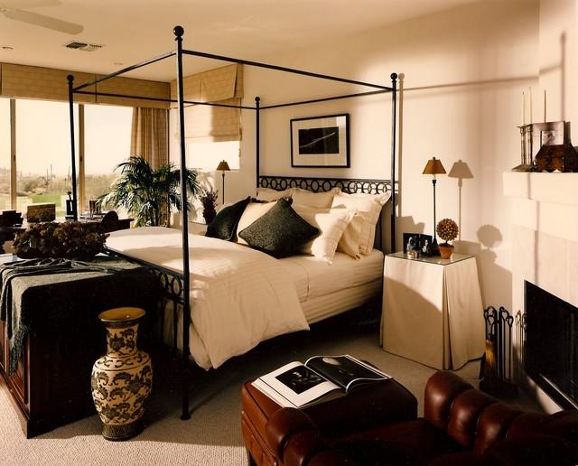 Vacation Condo In Scottsdale Az Eclectic Bedroom
