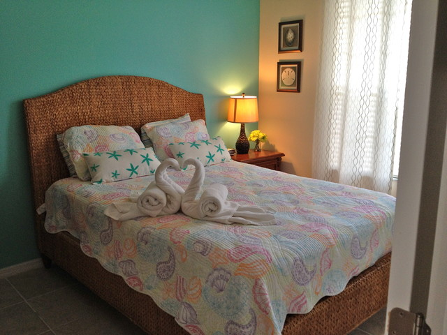 Vacation Home Remodel After traditional-bedroom