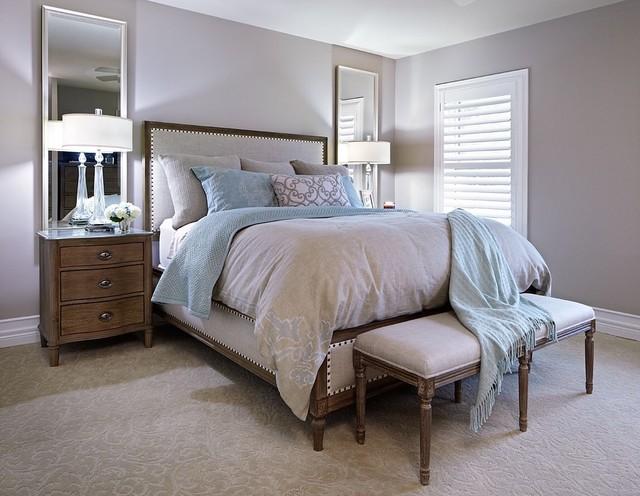 valley close renovation classique chic chambre toronto par interior concept group. Black Bedroom Furniture Sets. Home Design Ideas