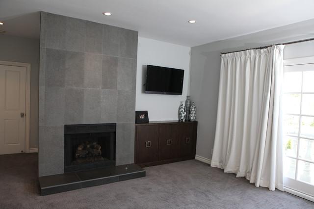 Valley Vista Contemporary contemporary-bedroom