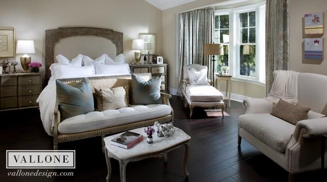 Vallone Design Work traditional-bedroom