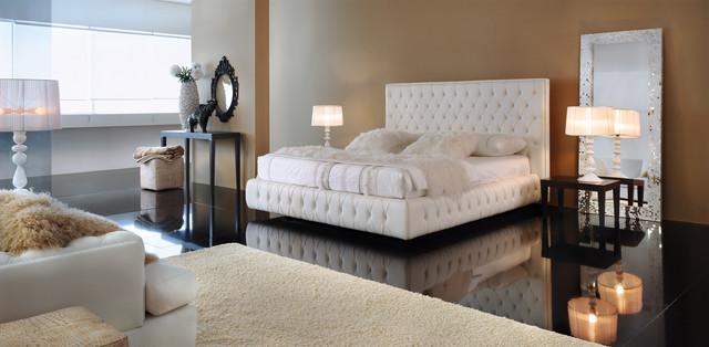 Valmori moderno camera da letto miami di aventura furniture - Camera da letto moderno ...