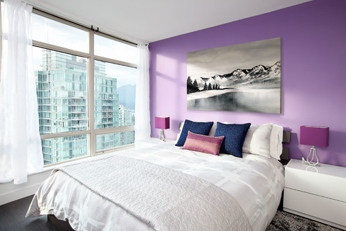 Vancouver, BC: Sleek Downtown Condo