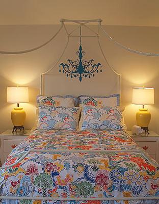 Vanessa De Vargas bedroom