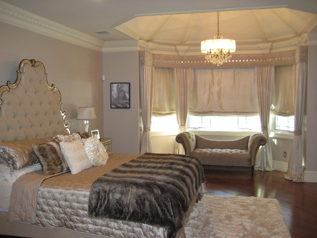 Vanilla Room Traditional Bedroom New York By Trade