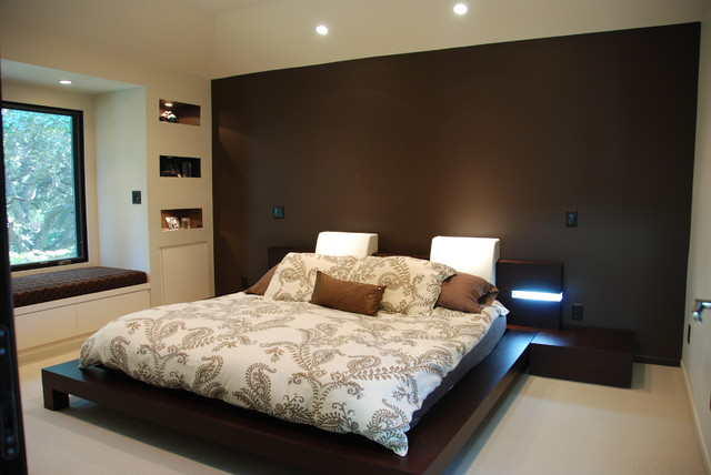 Various finished projects modern-bedroom