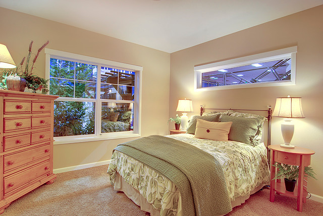 Vashon Home traditional-bedroom