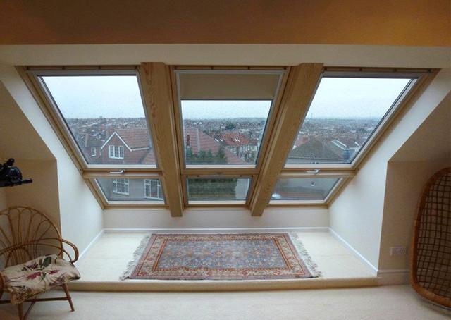 Velux Loft Conversions - Minimalistisch - Schlafzimmer - Sonstige ...