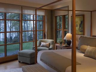 Vermont Lake House Rustic Bedroom Burlington By Truexcullins Architecture Interior Design