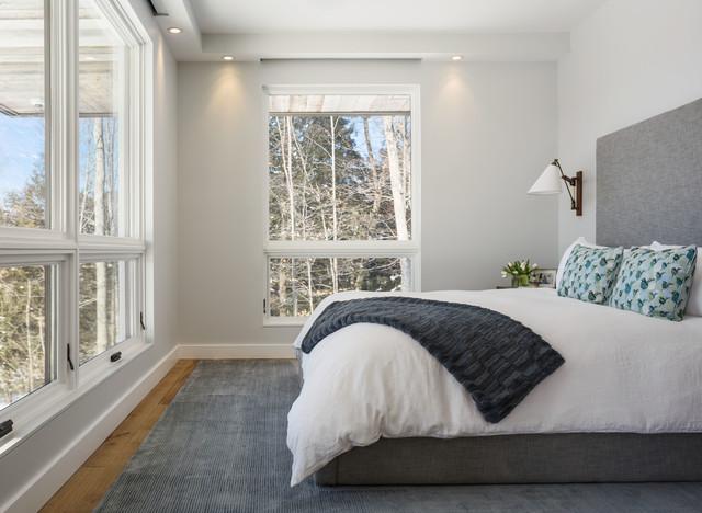 Vermont Rustic Bedroom Burlington By Pinney Designs