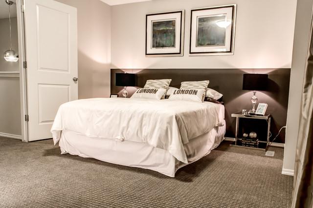 Verve in Legacy in SE Calgary contemporary-bedroom