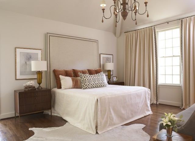 Vestavia Hills House contemporary bedroom