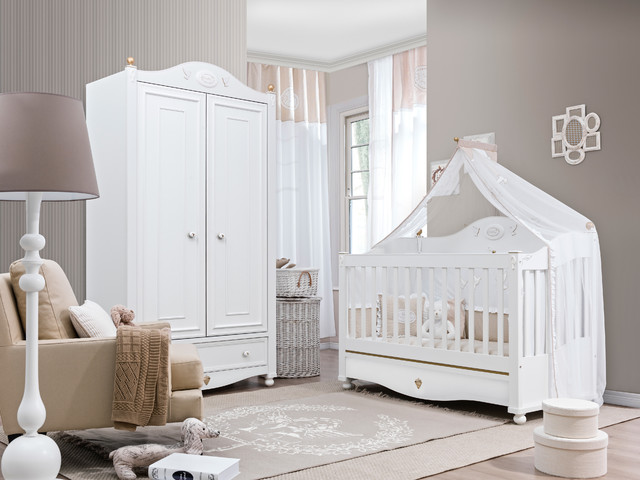 Victorian Baby Traditional Bedroom Miami By Turbo Beds
