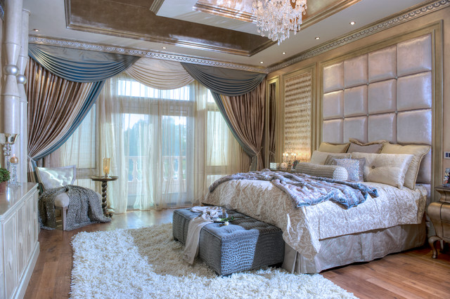 Emirates hills dubai uae contemporary bedroom other for Beautiful bedroom design hd images
