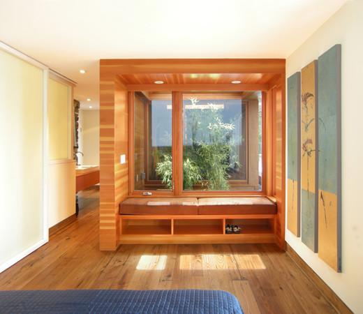 Artwork For The Bedroom Bedroom Extension Ideas Bedroom Wall Ideas Duck Egg Blue Bedroom Inspiration: View From Master Bedroom Into 2nd Floor Pocket Garden