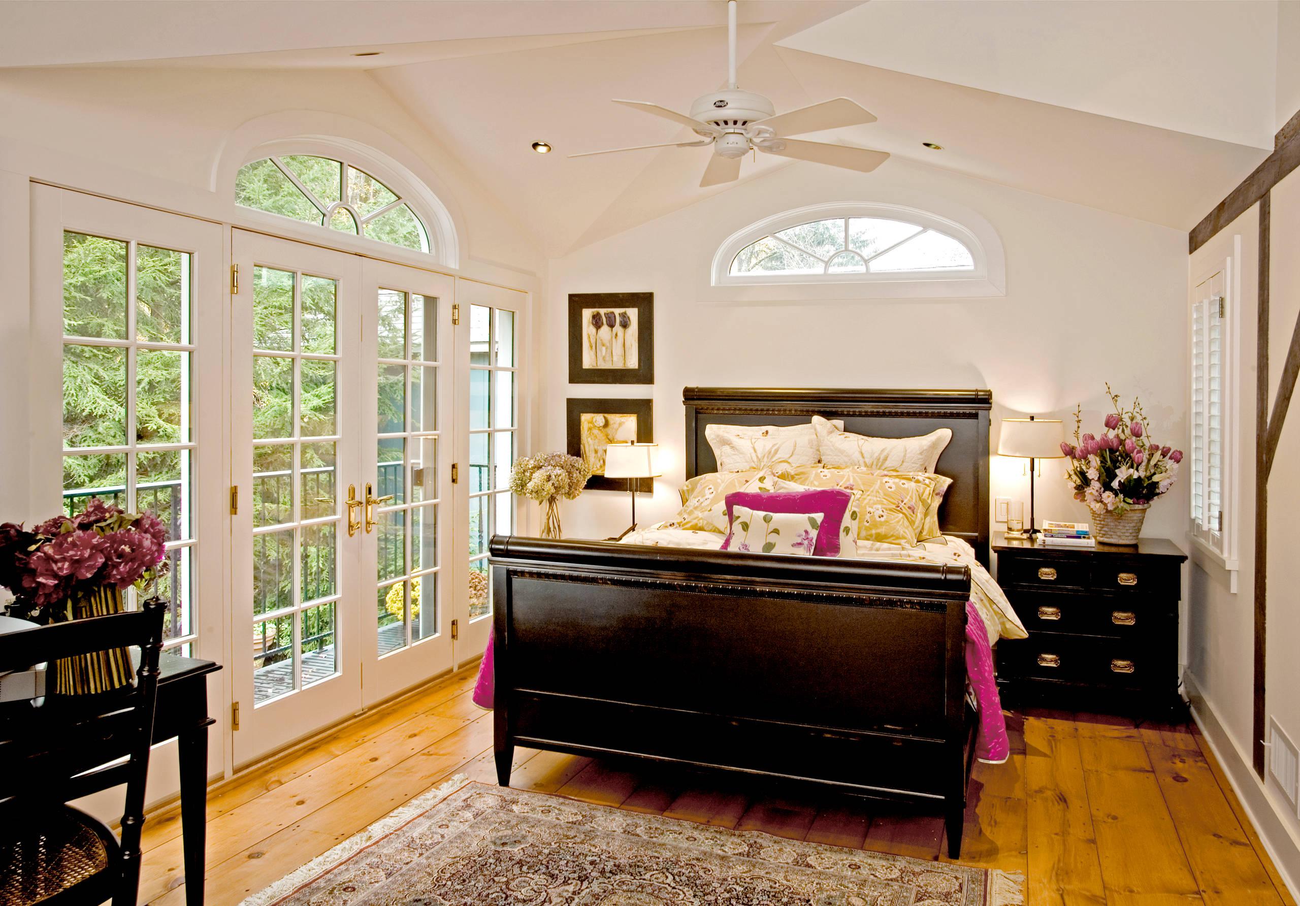 Master Bedroom Balcony Houzz