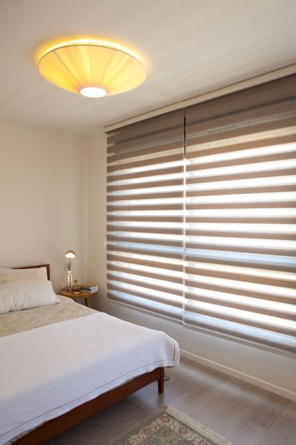 Villa in Zahala contemporary-bedroom