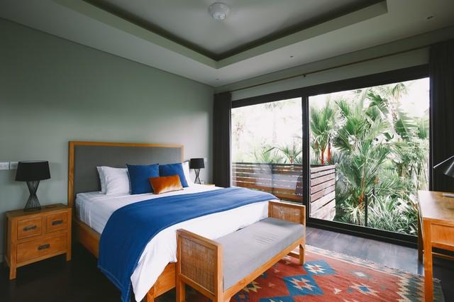 Villa Ixora contemporary-bedroom