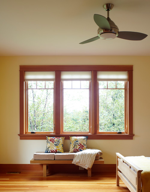 Village Home Transitional Bedroom New York By