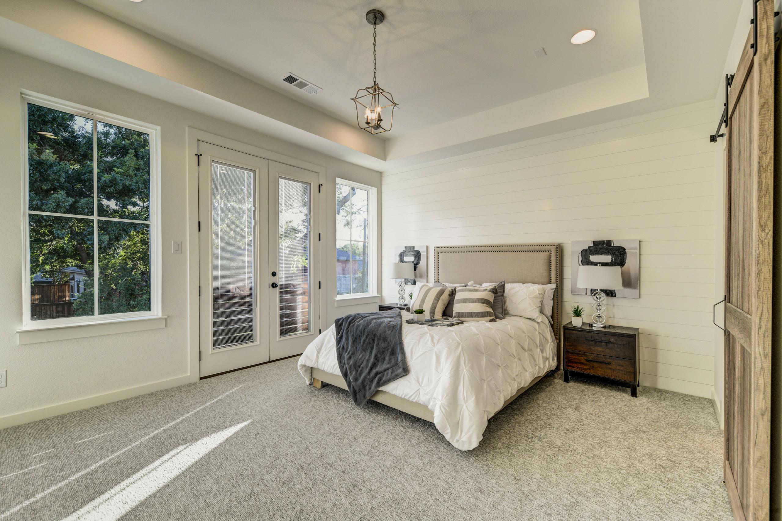 Cozy Bedroom Farmhouse Style