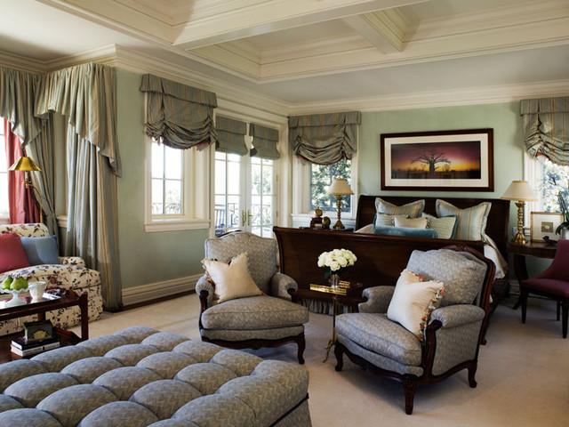 Vineyard Estate traditional-bedroom