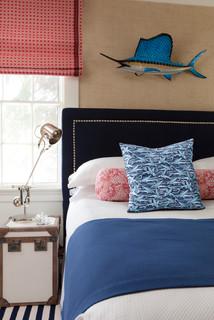 Vineyard Vines Suites Beach Style Bedroom Boston