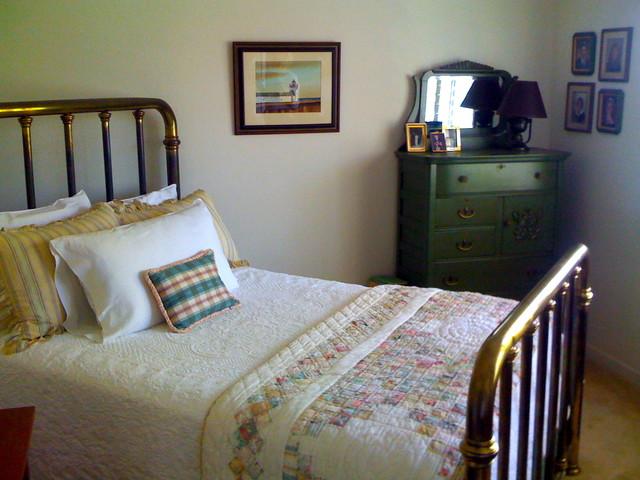 Vintage comfort eclectic bedroom san francisco by for Vintage eclectic bedroom