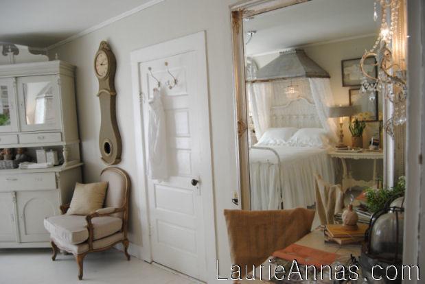 Admirable Vintage Cottage Bedroom Eklektisch Schlafzimmer Dallas Download Free Architecture Designs Scobabritishbridgeorg