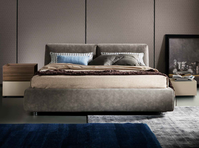 Camere Da Letto Rossetto.Vintage Platform Bed By Rossetto Italy 1 759 00 Moderno