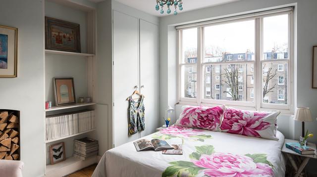 Vintage style apartment in Notting Hill. - Klassisch modern ...