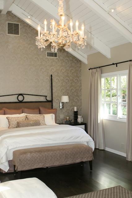 Violette- Master Bedroom traditional-bedroom