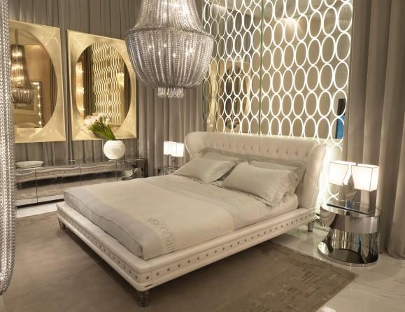 Visionnaire Nottingham Bed Modern Bedroom New York