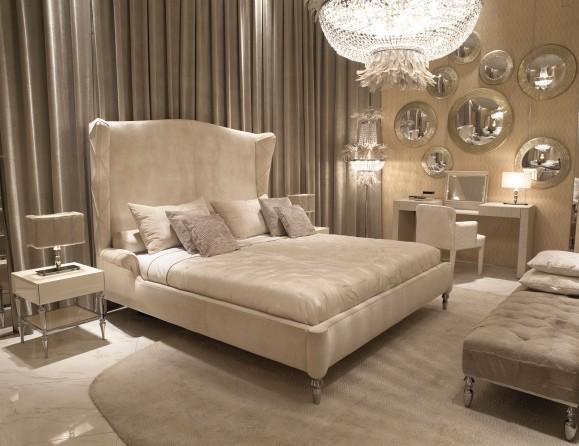 Visionnaire Siegfrid Bed Modern Bedroom New York