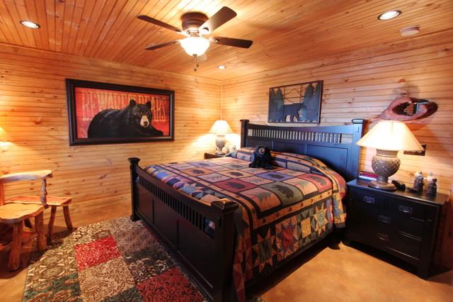 VPC- Renovations rustic-bedroom